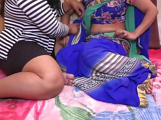 Indian Lesbian Bhabhi And Young Girl Hindi Sex